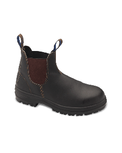 Blundstone 192 Steel Toe Brown