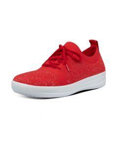 Uberknit F-Sporty Sneaker High Risk Red