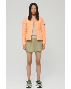 ECOALF USUAHIA DOWN JACKET PEACH - Dame