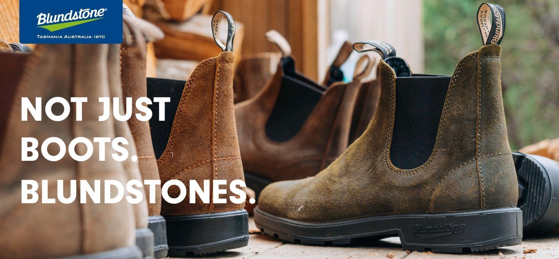 Slitesterke chelsea boots som tåler alt.